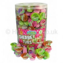 Candy Factory Sherbet Tubs 4g